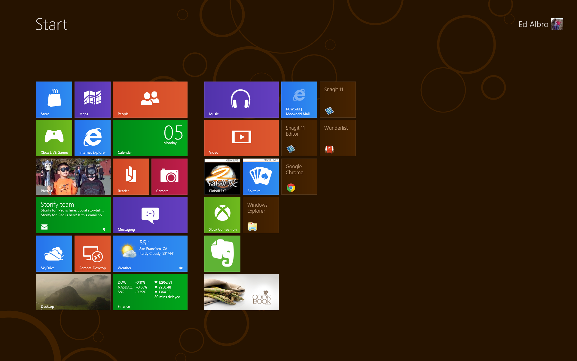Windows 8.1 and Windows 8 transformation pack for windows 7, vista and xp.